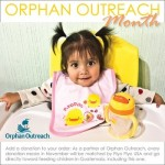 Piyo Piyo USA partners with Orphan Outreach to help at-risk kids