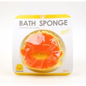 Double Layer Bath Sponge