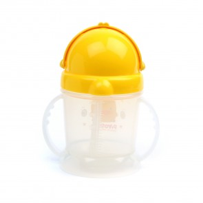 Piyo Piyo Training Cup with Sliding Lid
