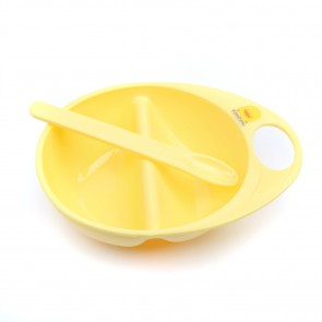 Piyo Piyo Cereal Bowl with Spoon Set